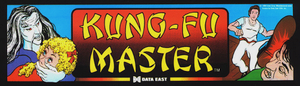 Kung-Fu Master marquee