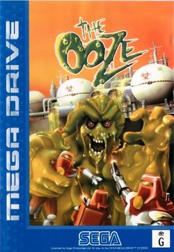 Box artwork for The Ooze.