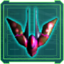 Galaga Legions DX achievement Area 4 Clear.png