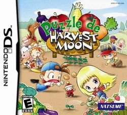 Puzzle de Harvest Moon — StrategyWiki, the video game