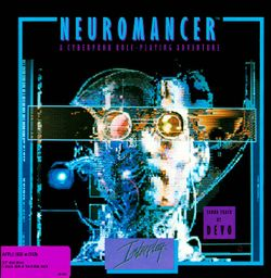 Box artwork for Neuromancer.