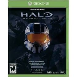 Box artwork for Halo: The Master Chief Collection.