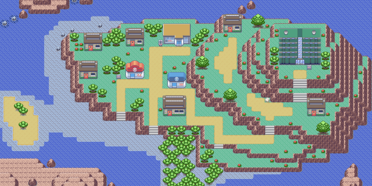 Pok 233 Mon Ruby And Sapphire Mossdeep City Strategywiki