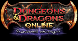 Box artwork for Dungeons & Dragons Online.