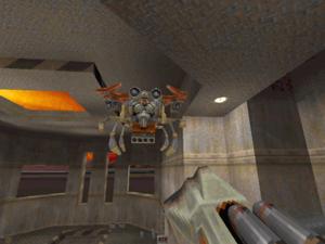 Quake II/Big Gun — StrategyWiki, the video game walkthrough