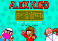Alex Kidd in the Enchanted Castle GEN title.png