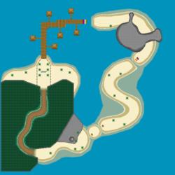 Mario Kart DS/Cheep Cheep Beach — StrategyWiki, the video