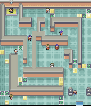 Pokemon Firered And Leafgreen Viridian Gym Strategywiki The Video Game Walkthrough And Strategy Guide Wiki