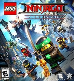 Box artwork for The LEGO Ninjago Movie Videogame.