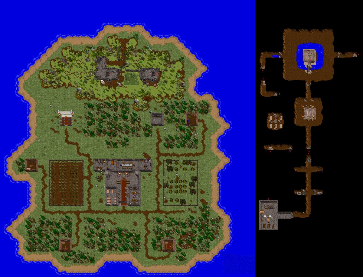 Dragon Island Ultima Online Housing