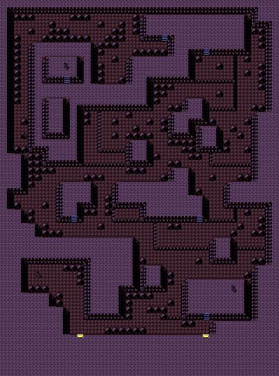 pokemon liquid crystal mt silver map