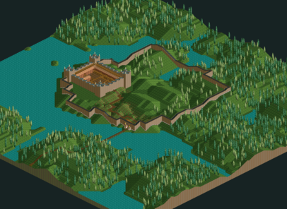 RollerCoaster Tycoon/Fun Fortress — StrategyWiki, the video game
