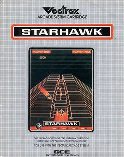 Box artwork for Starhawk.