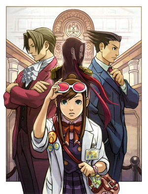 Phoenix Wright Ace Attorney Episode 5 Rise From The Ashes