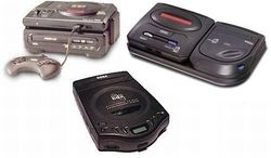 The console image for Sega CD.