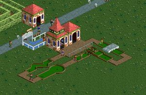 RollerCoaster Tycoon/Gentle Rides — StrategyWiki, the video game