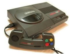 The console image for Commodore Amiga CD32.