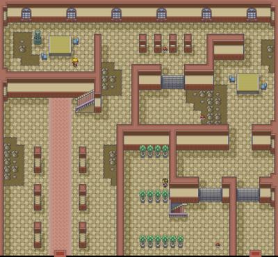 Pokémon FireRed and LeafGreen/Cinnabar Island — StrategyWiki