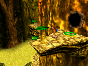 Banjo Kazooie Click Clock Wood Strategywiki The Video Game Walkthrough And Strategy Guide Wiki