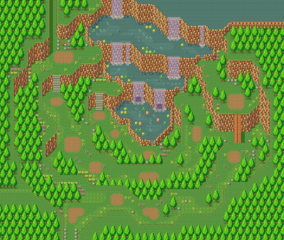 Secret of Mana map Gaia Navel.png