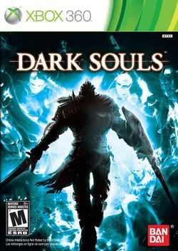 Box artwork for Dark Souls.