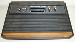 The console image for Atari 2600.