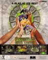 Gauntlet Dark Legacy ps2 gc magazine ad.jpg