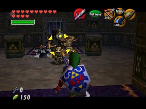The Legend of Zelda: Ocarina of Time Master Quest/Ganon's