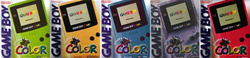 The console image for Game Boy Color.