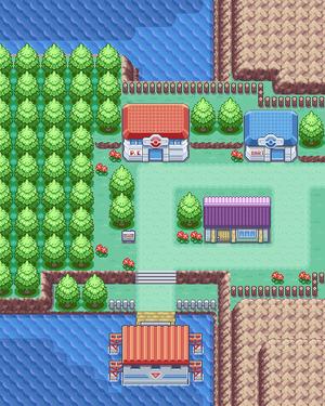 Pokémon FireRed and LeafGreen/Six Island — StrategyWiki, the video