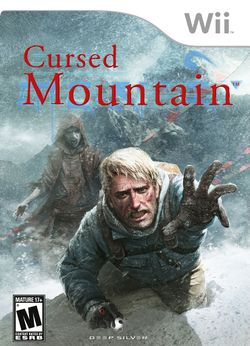 Box artwork for Cursed Mountain.