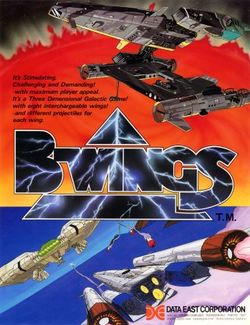 Box artwork for B-Wings.