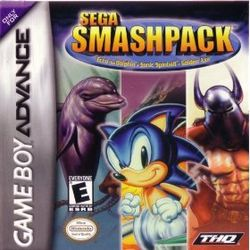 Box artwork for Sega Smash Pack.