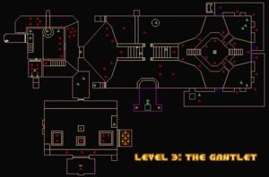 Doom II: Hell on Earth/MAP03: The Gantlet — StrategyWiki