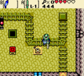 Zelda Ages Wing Dungeon Mine Cart.png
