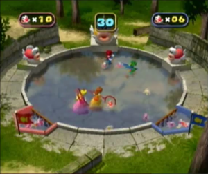 Mario Party 4/2-vs-2 Mini-Games — StrategyWiki, the video