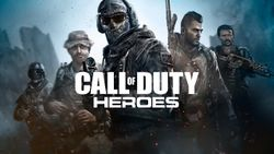 Box artwork for Call of Duty: Heroes.