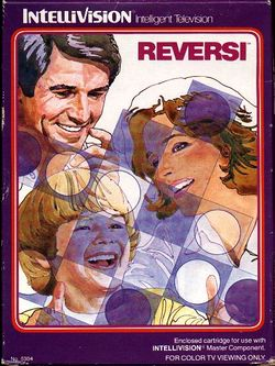 Box artwork for Reversi.