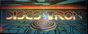 Discs of TRON marquee