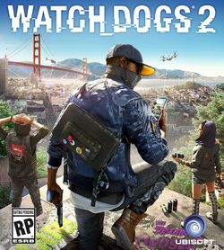 Box artwork for Watch Dogs 2.