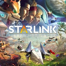 Box artwork for Starlink: Battle for Atlas.