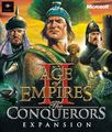 Age of Empires II - The Conquerors box.jpg