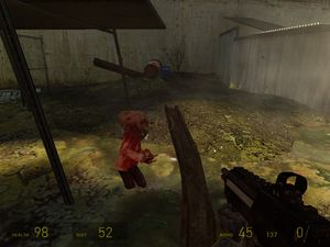 Half-Life 2/Route Kanal — StrategyWiki, the video game