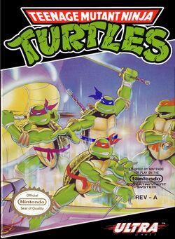 Teenage Mutant Ninja Turtles Strategywiki The Video Game Walkthrough And Strategy Guide Wiki