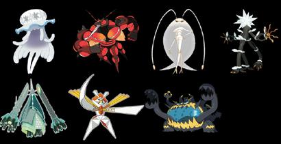 Pokémon Sun and Moon/Ultra Beasts — StrategyWiki, the video
