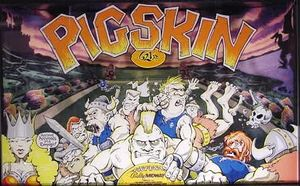 Pigskin 621 AD marquee