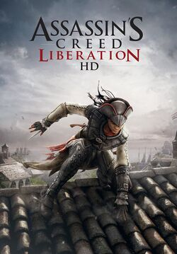 Box artwork for Assassin's Creed III: Liberation HD.
