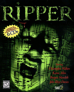 Box artwork for Ripper.