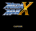 Mega Man X Title Screen.png