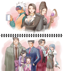 Phoenix Wright Ace Attorney Trials And Tribulations Episode 5 Bridge To The Turnabout Part 4 3 Trial Strategywiki The Video Game Walkthrough And Strategy Guide Wiki It is the third game of the ace attorney franchise. phoenix wright ace attorney trials
